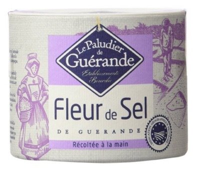 Fleur de Sell is an inexpensive but very classy thing to give to your Francophile Friends Obsessed with France