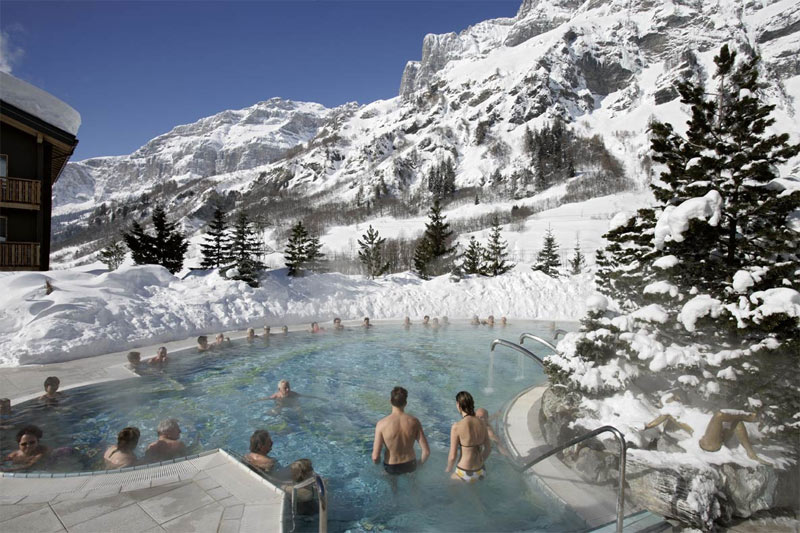5 spa cities in Europe worth visiting for their hot springs
