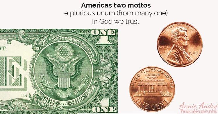 USA has two mottos