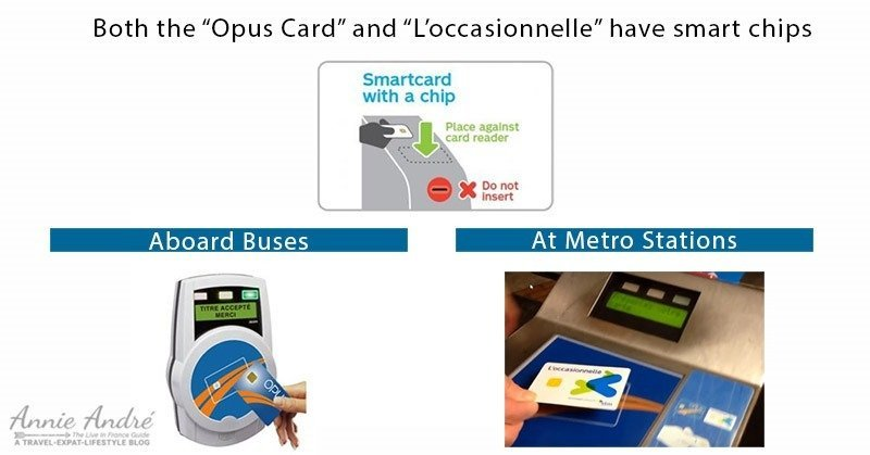 smart-chip-montreal-pass. 747-Bus-Card-Metro-card-Getting to downtown Montreal from the airport on the 747 express bus