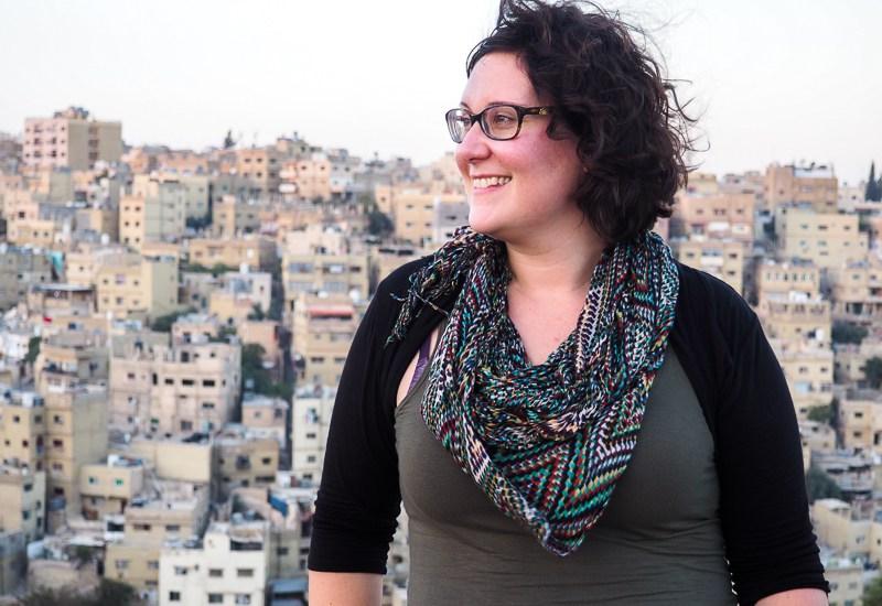 Annie visite la capitale de la Jordanie.