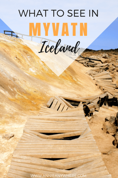 "Myvatn is a reagion where the nature is screaming: ""I am the boss here!"" If you venture in the North of Iceland, you better visit this weird region. #Iceland #Myvatn #Eurotrip #Islande #voyage #travel"