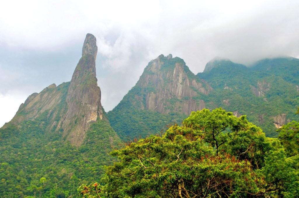 Tijuca - A beautiful landscape in Rio de Janeiro