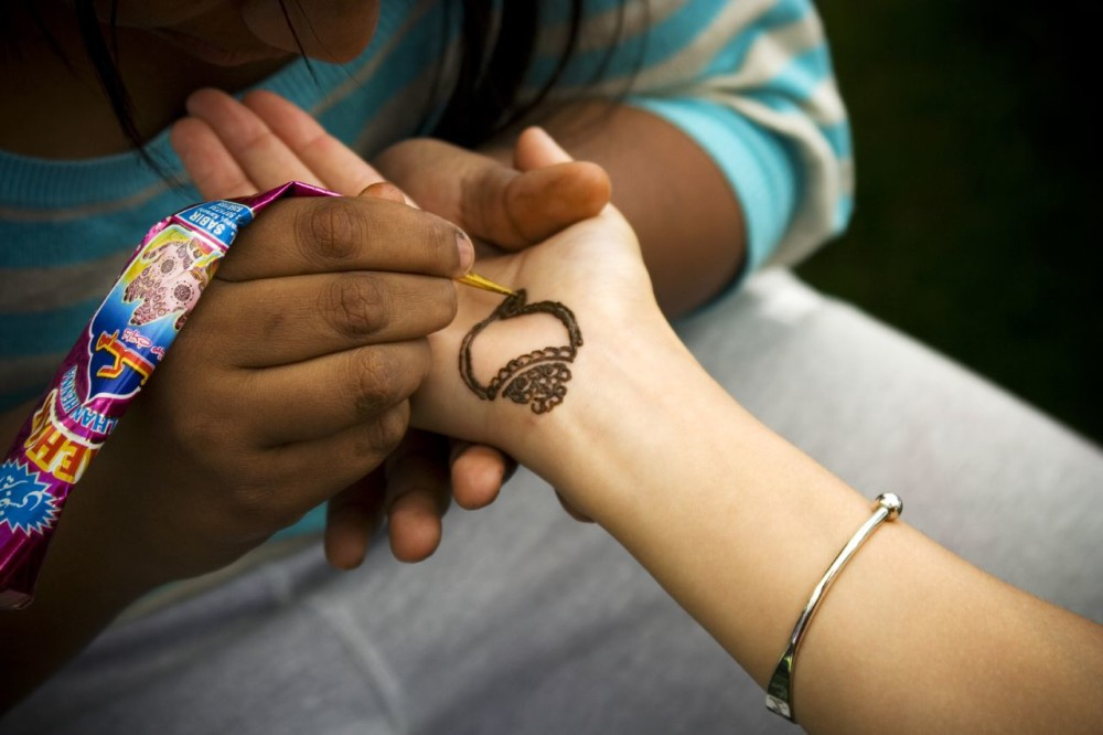 Henna Tattoo Montreal : What to do at montreal nuit blanche annie anywhere