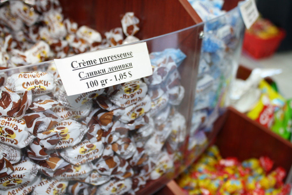 Russian Candies