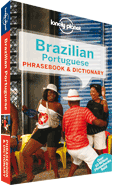 Brazilian Portuguese Phrasebook by Lonely Planet