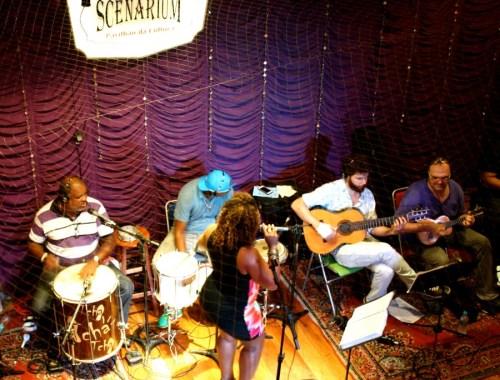 Live Band in Rio Scenarium