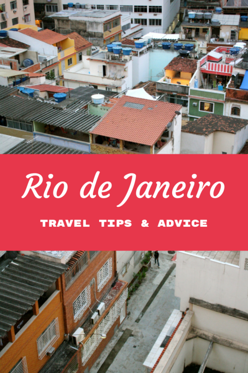 Rio de Janeiro Travel Tips & Advice | 8 Things You Need to Know Before Going to Rio de Janeiro #Brazil #RiodeJaneiro #backpacking #backpackers #travel #SouthAmerica