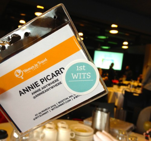 Annie Anywhere Travel Blog Badge