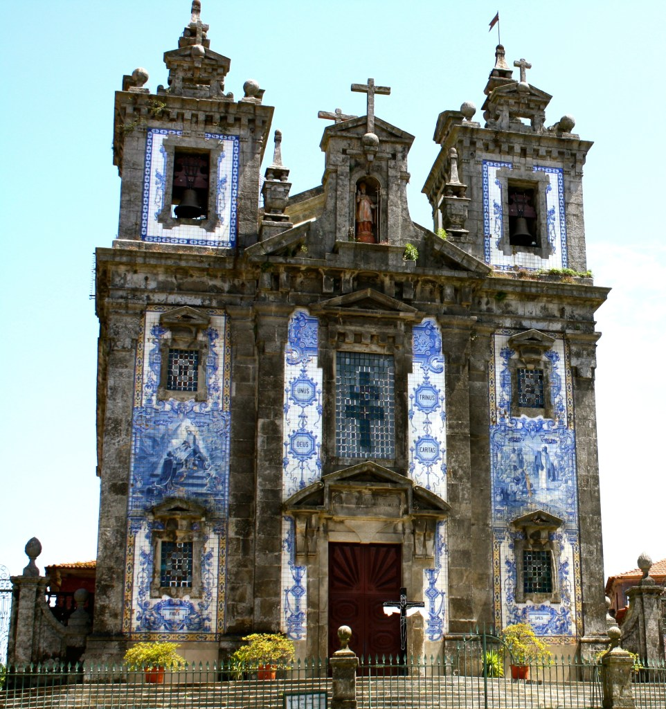 Church in Porto, Portugal