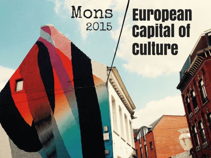 Mons 2015 - European Capital of Culture