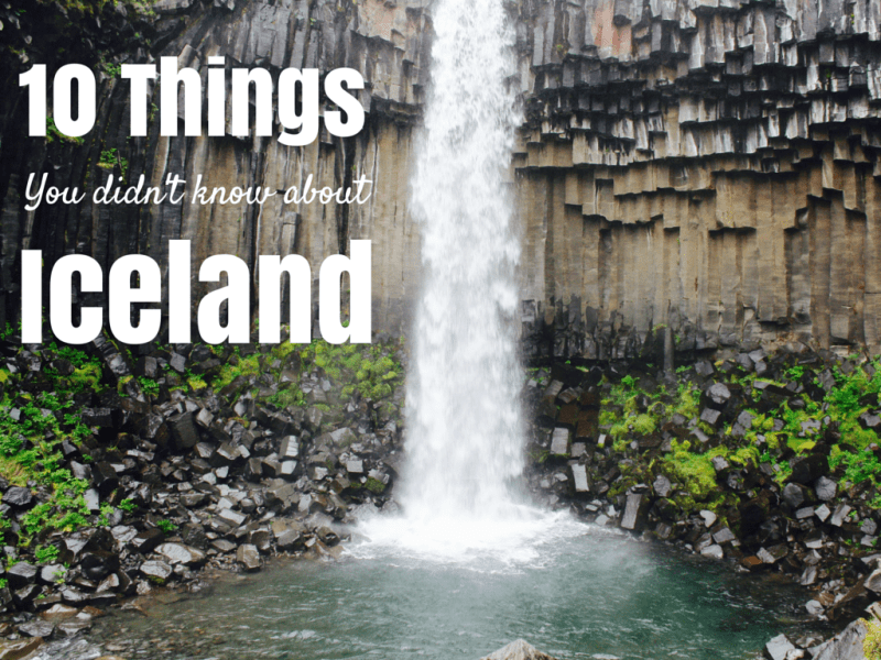10 Things You Should Know About Iceland