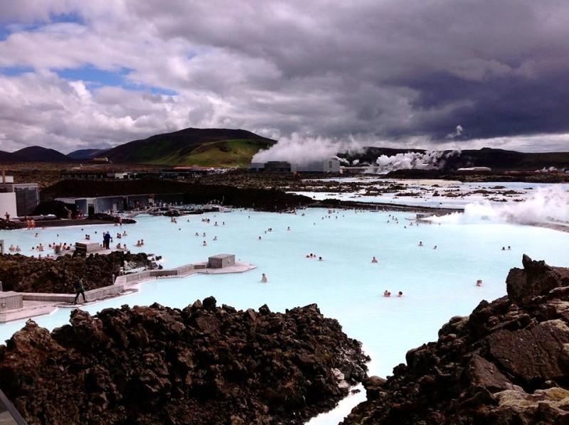 Itinéraire en Islande : le Blue Lagoon