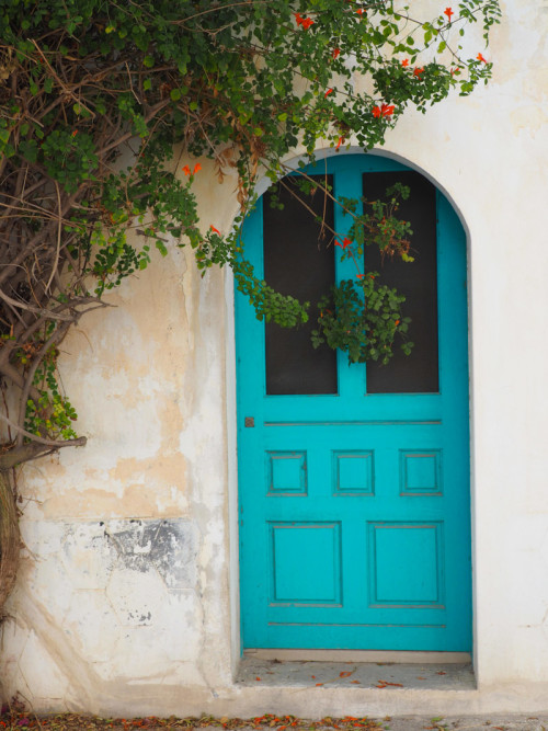 Door in Naxos