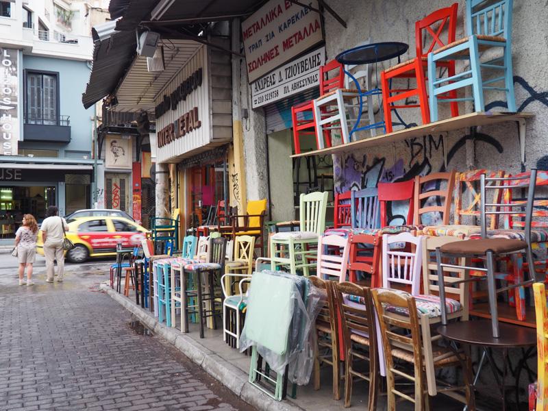 Monastiraki Flee Market