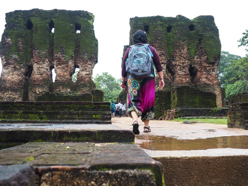 Quoi visiter à Polonnaruwa