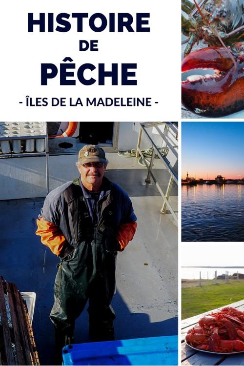 Pêcher le homards aux Îles de la Madeleine: une expérience authentique à vivre dans l'archipel.
