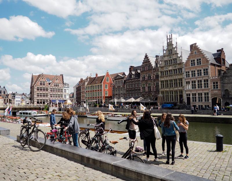 Quoi faire dans la ville de Gand en Belgique