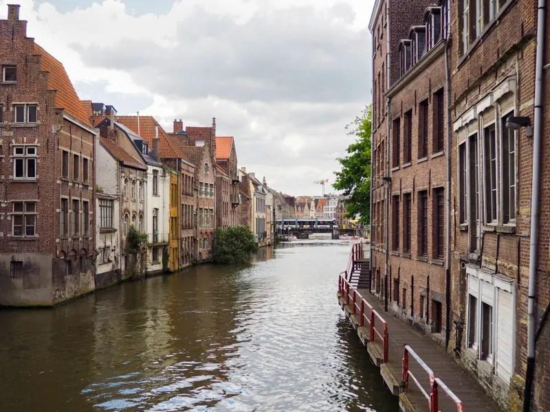 Visitez Gand en Belgique