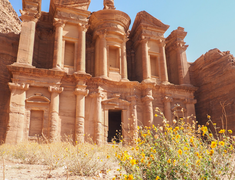 Monastère de Petra