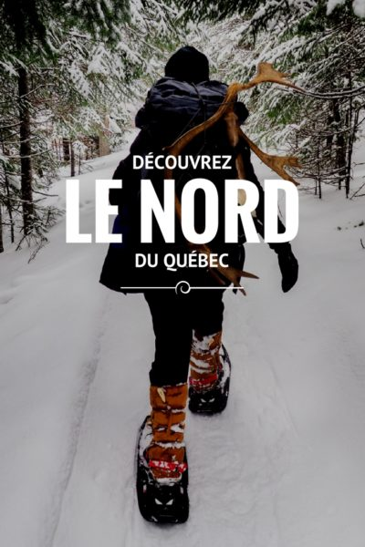 Découvrez les ressources naturelles du nord du Québec avec l'organisme FaunENord. Sortie en raquettes et dégustations sont au menu!