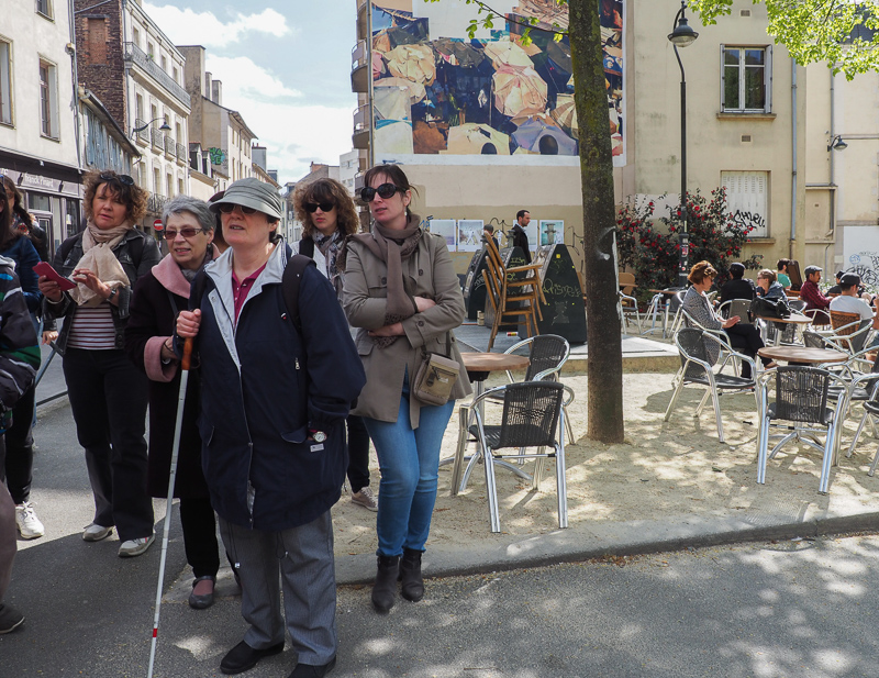 Visite guidée de Street Art à Rennes