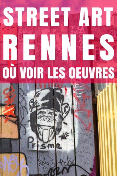 Où voir du Street Art à Rennes? Suivez la visite guidées pour découvrir l'art de rue de cette ville de Bretagne.