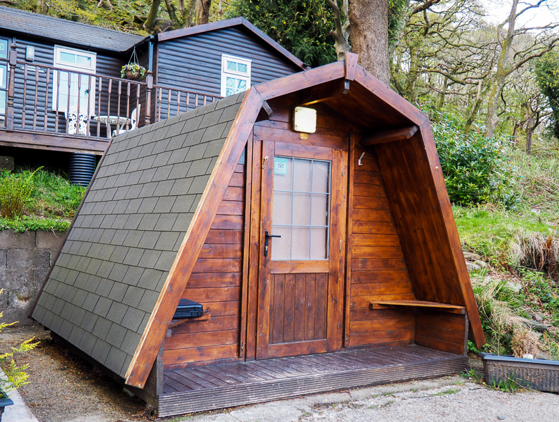 Camping pod de Red Dragon Holidays près de Beddgelert, au Pays de Galles