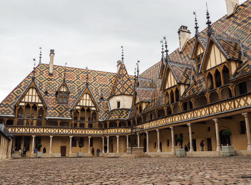 Hospices de Beaune.
