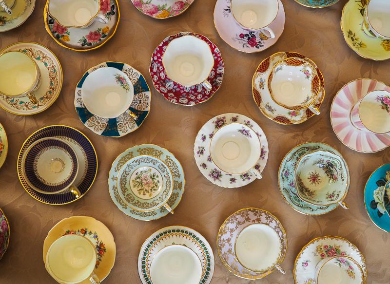 Tasses pour thé à l'anglaise à Sherbrooke