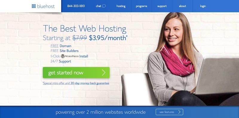 Comment débuter un blogue WordPress sur BlueHost