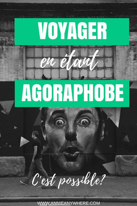 Dans ma 20aine, j'ai passé près de 2 ans enfermée chez moi. Je ne pensais jamais pouvoir me sortir de l'agoraphobie, et encore moins que voyager allait m'aider à y arriver. Alors voyager avec une anxiété sociale, c'est possible? Absolument! #agoraphobie #voyage #voyager #anxiete #resolution