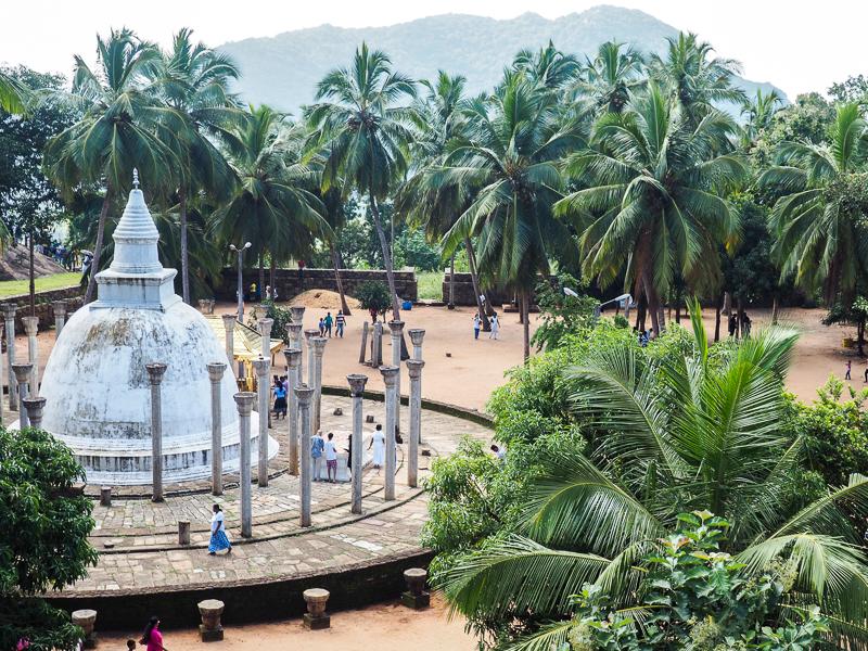 Visiter le sites de Mihintale au Sri Lanka