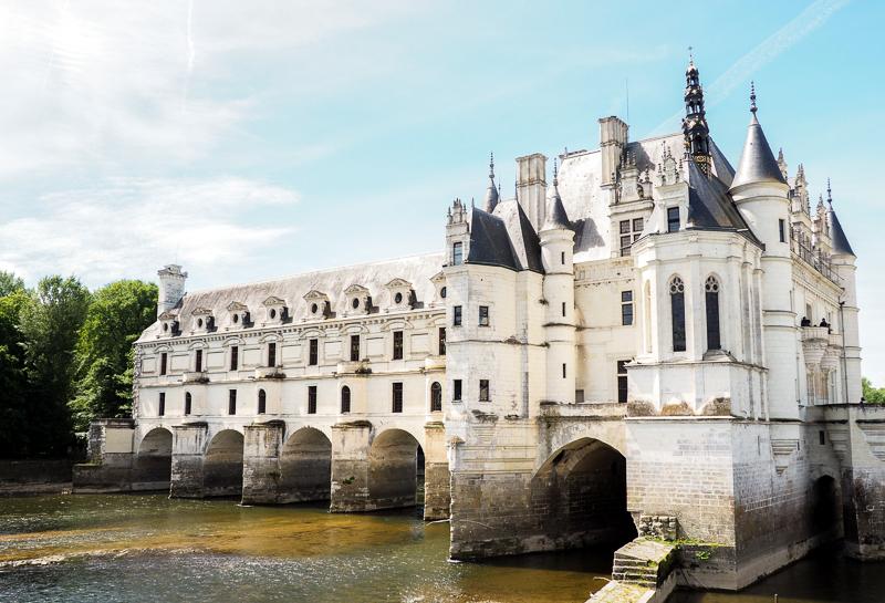 Le château de Chenonceau est selon moi le plus impressionnant