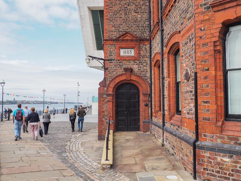 Se balader au Albert Dock de Liverpool
