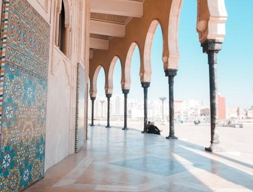 Découvrir la mosquée Hassan II de Casablanca lors d'un voyage au Maroc