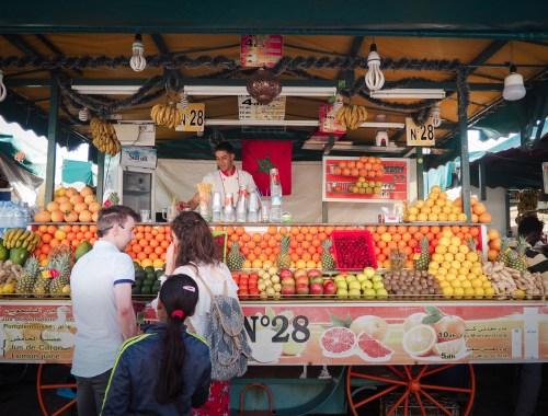 Bonnes adresses à découvrir dans la ville de Marrakech au Maroc