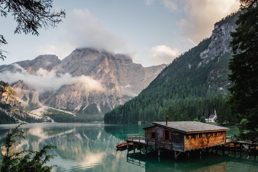 Montagne - Photo d'Unsplash
