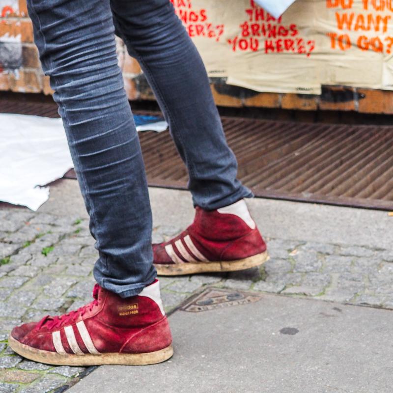 Visite gratuite des quartiers alternatifs de Berlin