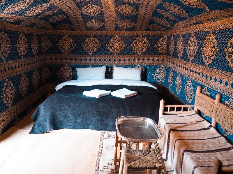 Où dormir dans le désert du Sahara