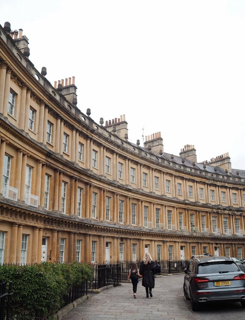 Bath - Royal Crescent