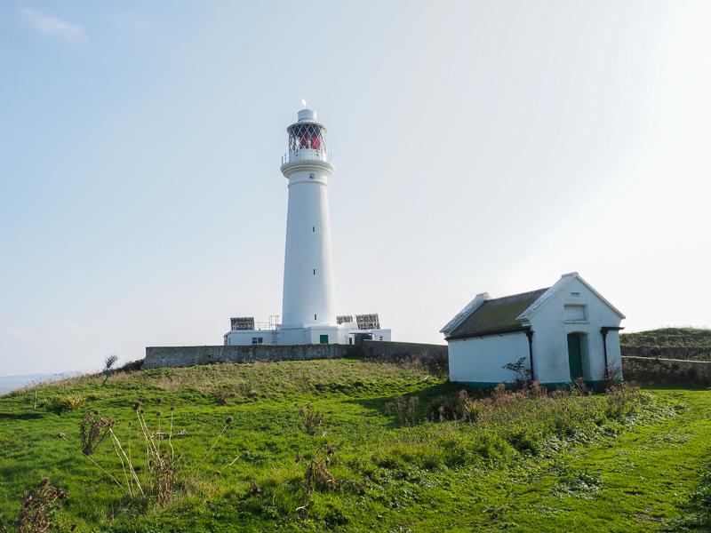 Visiter l'île de Flat Holm depuis Cardiff