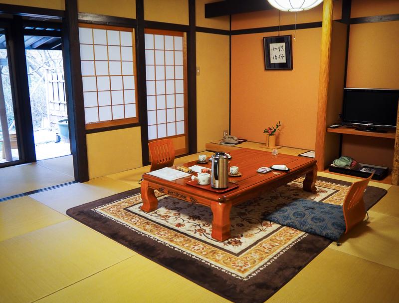 Ryokan Momijiya Annex près de Kyoto