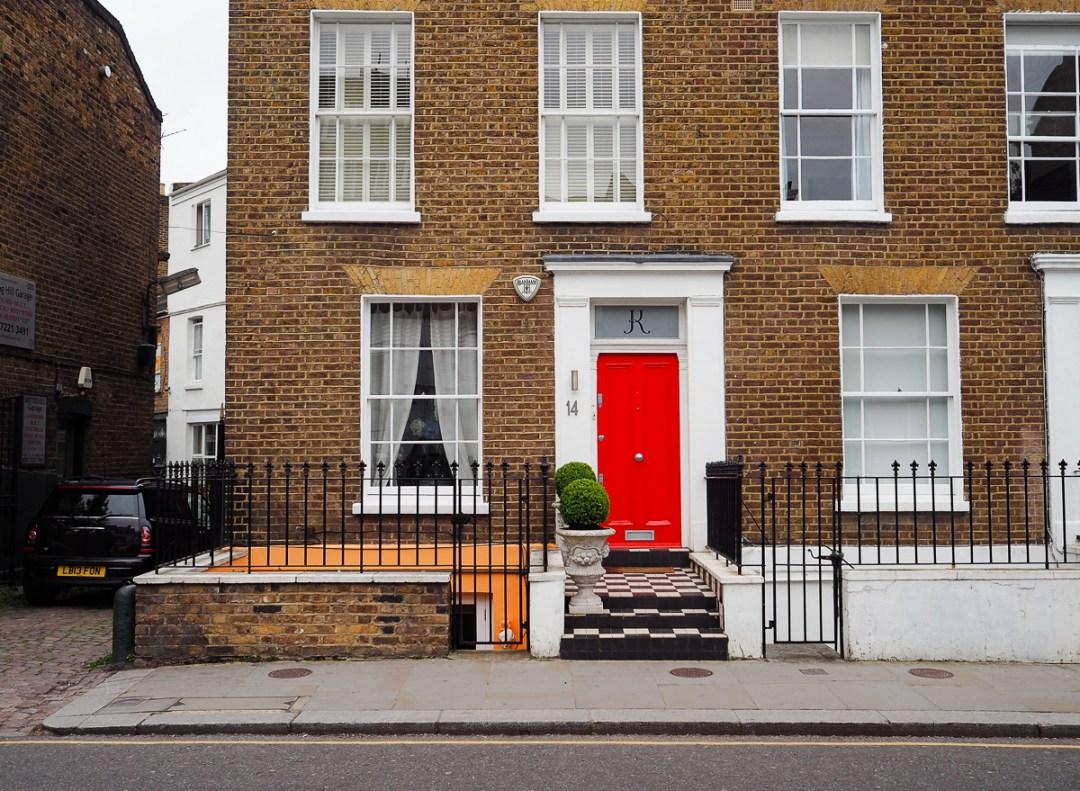 appartement à Londres - quoi faire pour voyageurs à la maison