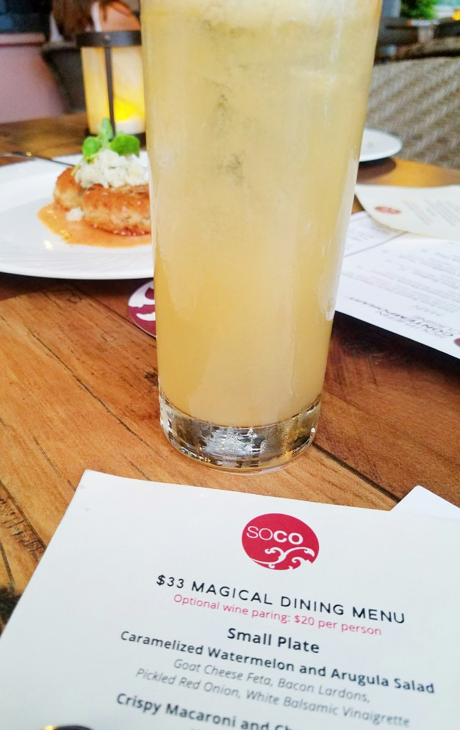 soco-orlando-grapefruit-ginger-fizz-cocktail