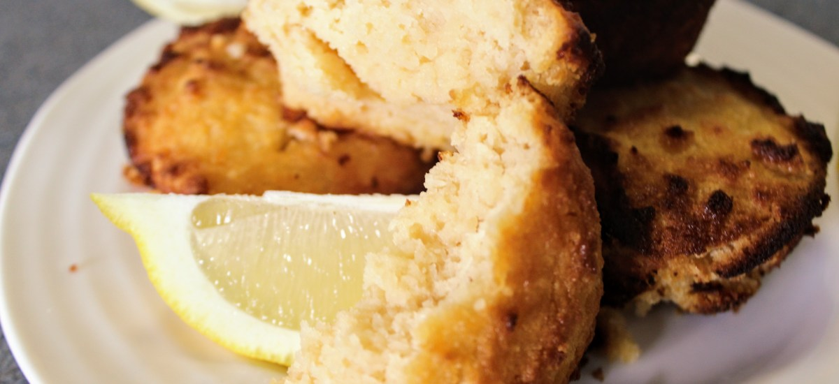 Lemon Honey Muffins (GF + DF !!)