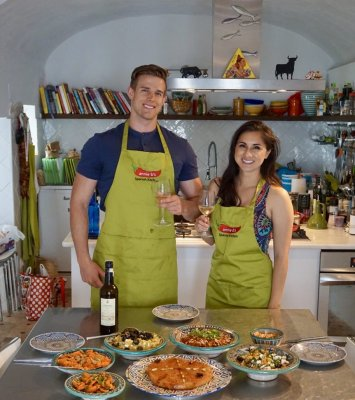 A private culinary experience for couples