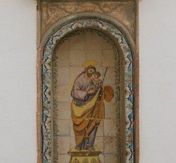 Religious art in Andalucia