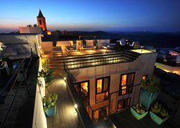Hotel V Patio & Roof Terrace - Vejer de la Frontera
