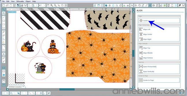 5 Print and Cut Halloween Treat Bags by Annie Williams - Add Graphics